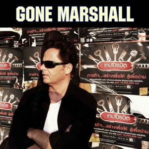 'The Crunch' is the debut album by singer songwriter, Gone Marshall