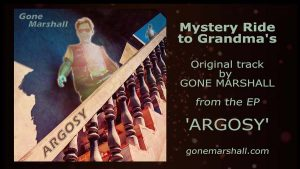 A Grandma Thanksgiving Song for the Ages: 'Mystery Ride to Grandma's by Singer-Songwriter Gone Marshall