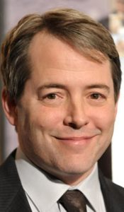 Actor Matthew Broderick's headshot stood atop a jumbled shelf in back of the register at 'SomethingSpecial' on MacDougal Street
