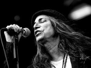 Patti Smith hung out on MacDougal street near 'Something Special'