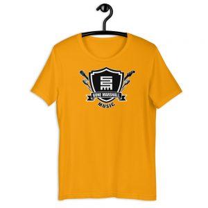 Musician T-Shirt from Singer-Songwriter Gone Marshall